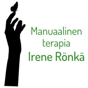 Maniaalinen terapia Irene Rönkä referenssi